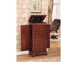 Nathan Direct 1150C Marquis 8 Drawer locking Jewelry armoire
