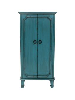 Jewelry Armoire With Mirror Chest Contemporary Shabby Chic T