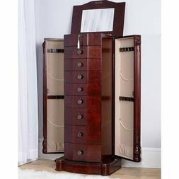 Hives & Honey Robyn Jewelry Armoire Armoires Boxes Furniture