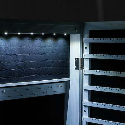 Large Beauty Lockable Cabinet Storage