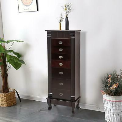 7 Armoire Box Storage Stand Organizer