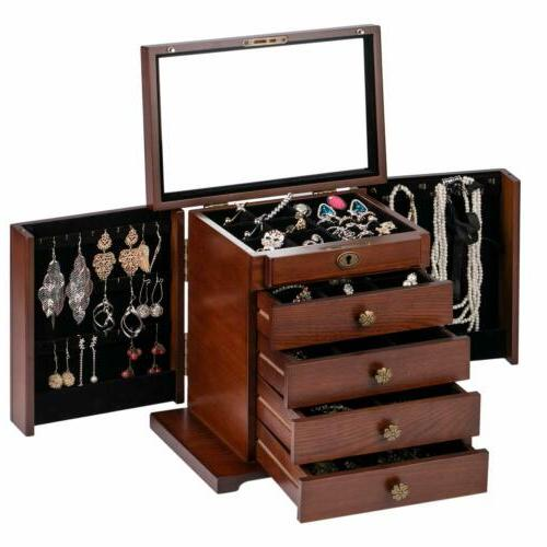 Extra Large Case Cabinet Necklacel