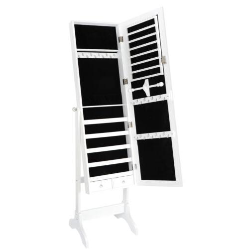 Full Cabinet Armoire Storage White