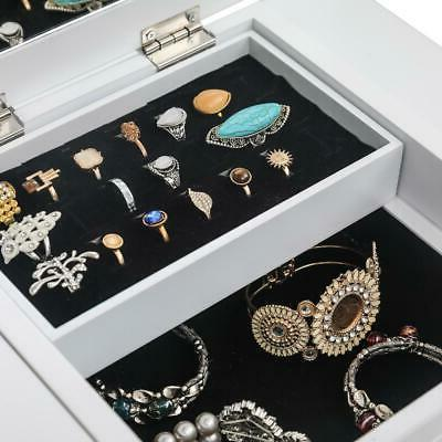 Jewelry Chest Stand Storage