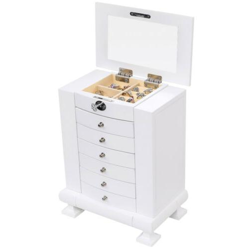 Large Jewelry Chest Lover's