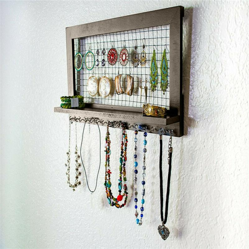 Wall Wooden Accessories US