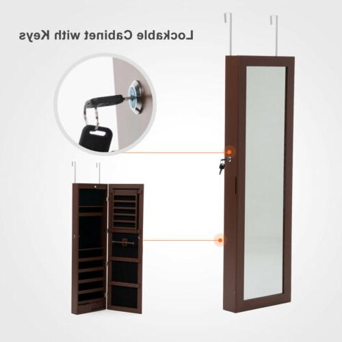 LED Wall Armoire