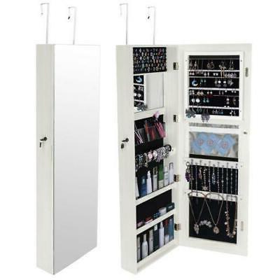 Wall Mounted Jewelry Organizer Box