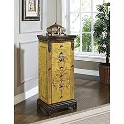 Powell Furniture Masterpiece Antique Parchment Hand Painted